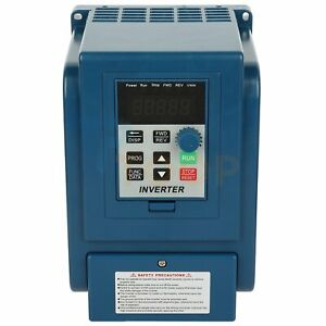 380v 12a 4kw 5hp Variable Frequency Drive Inverter Converter 3 To 3 Phase