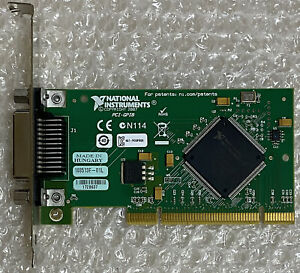 National Instruments Pci gpib Interface Adapter 188513f 01l Adapter Ieee 488 2
