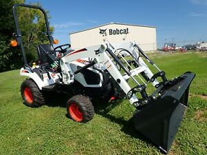 New Bobcat Ct1021 Compact Tractor W Fl6 Loader 4x4 Hydro 21 Hp Diesel