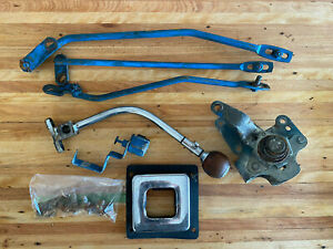 1967 1968 Mustang Original Oem Ford 289 302 4 Speed Manual Shifter Assembly