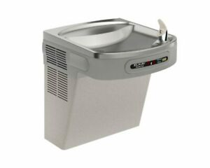 Elkay Lz08l 2klf4 Barrier Free Refrigerated Drinking Fountain Filtered