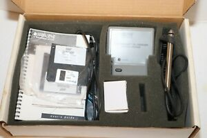 Vintage Handheld Products Quick Check Pc600 Barcode Verifier