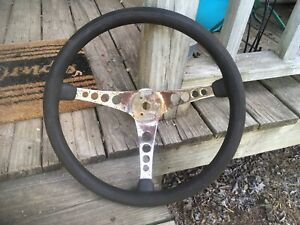 The 500 Superior Performance Products Vintage Steering Wheel 15 12 Inch