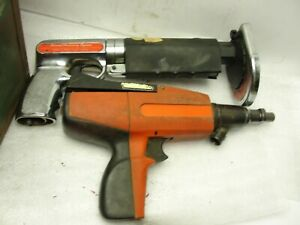 Ramset Red Head Nail Gun Accessories D60 Case Working Industrial Itw Nails