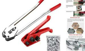 Binding Tool Kit For Strapping Poly Poly Strapping Tensioner Sealer Set