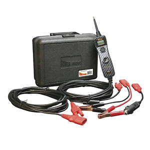 Power Probe 3 Iii Carbon Electrical Tester Kit W Voltmeter Accessories And Case