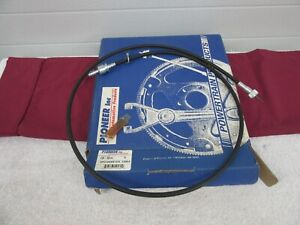 Nors 1955 1985 Amc Ford Mercury Speedometer Cable Gt 350 Gt 500kr Cougar Amx