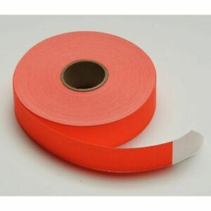 Monarch 1131 1136 Red Pricing Gun Labels Case Of 8 Rolls 72790