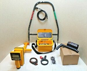 3m Dynatel 2573 id Cable pipe fault Locator Set W A Frame 100 Tested
