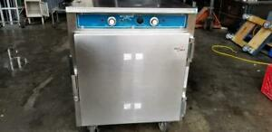 Alto Shaam 750 th ii Cook Hold Oven Classic Control 100 Lb Tested Works Good