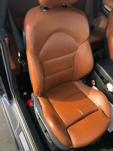 2001 2006 Bmw E46 M3 Coupe Cinnamon Oe Leather Passenger And Driver