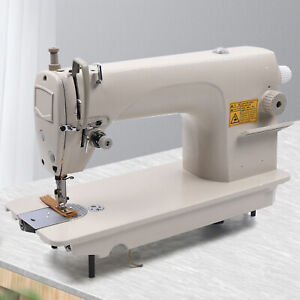 New Industrial Sewing Machine Head Portable Upholstery Walking Foot Sm 8700