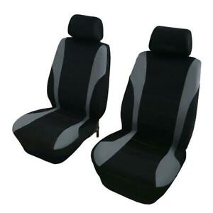 Four Seasons Car Seat Covers Low Back Seat Covers Head Rest Covers 9 Pieces