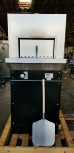 Woodstone Ws bl 3030 rfg ng Pizza Deck Oven Excellent Condition