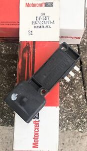 Nos Motorcraft Ignition Module Dy 597 Ford Part E9rz 12a297 A