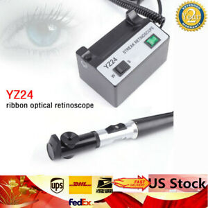 Yz24 Medical Professional Rechargeable Ophthalmic Diagnostic Streak Retinoscopes