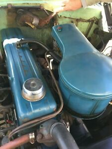 1956 Chevy Chevrolet 235 Core Engine Assembly Inline 6 Cyl
