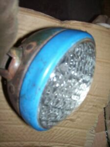 Vintage Ford 3000 Diesel Tractor light Housing Needs Mount Bolt As Is
