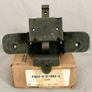 Nos Ford Mustang Rear Seat Back Latch For 1984 1993 Hatchback