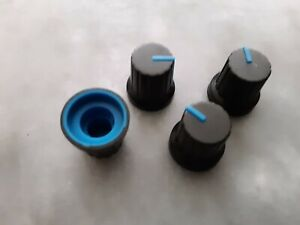 6mm Shaft Control Knobs 4pcs Fast Shipping