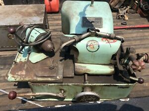 Sioux 645 Valve Refacer Face Grinder Grinding Machine Seat