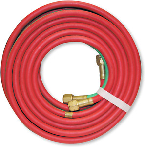 Us Forge 08950 3 16 inch By 12 1 2 feet Oxy acetylene Hose