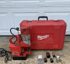 Milwaukee 4270 20 Electromagnetic Drill Press
