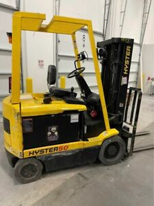 Hyster Forklift Hyster 50 Electric