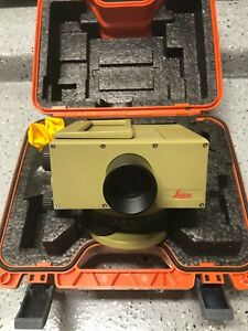 Leica Wild Na3003 Digital Level W Battery No Charger