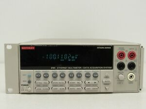 Keithley 2701 Multimeter Data Acquisition System