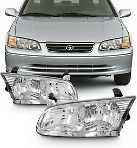 1997 2001 Toyota Camry Headlight Head Lamp Assembly Front Left Front Right