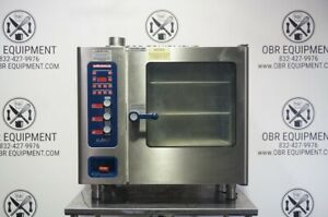 Eloma Broiless Natural Gas Combi Oven Model Multimax B 6 11