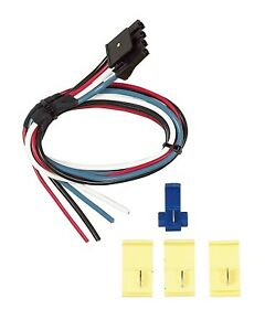 Hopkins Towing Solution 47685 Trailer Brake Control Wire Harness Chevrolet Gmc