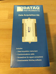 Thermocouple And Voltage Daq And Data Logger System dataq Di 2008