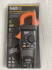 Klein Tools Cl700 600a 1000v Ac True Rms Auto ranging Digital Clamp Meter