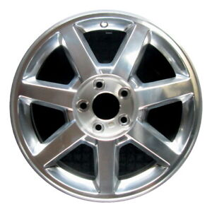 Ships Today Wheel Rim Cadillac Cts Sts 17 2004 2012 9596894 Oem Front Oe 4578