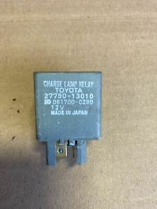 Toyota Land Cruiser 80 Series Charge Lamp Relay 27790 13010