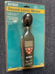 New Extech 407732 Type 2 Digital Sound Level Meter 35 To 130 Db