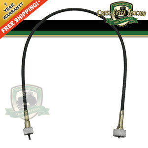 1699381m92 New 27 Tachometer Cable For Massey Ferguson 231 240 240s 250 253