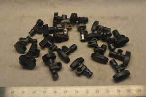 Lot Of Indicator Snugs clamps
