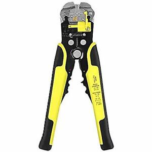 Wire Stripper Wyctin Self Adjusting Automatic Cable Wire Cutter Crimper Cutting