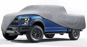 Sojoy Truck Cover Waterproof All Weather Pickup Covers Size For Ford F150 Raptor