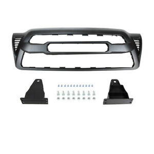 Mcmotoring Aftermarket Front Bumper Grilles Grill Replace For Tacoma 2005 2011 Fits 2007 Toyota Tacoma