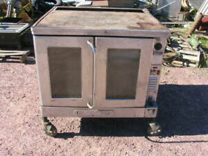 Blodgett Ef 111 Commercial Electric Full Size Convection Oven 460v