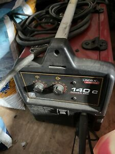 Lincoln Electric 140c Power Mig