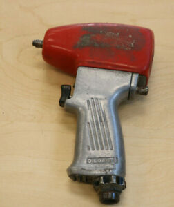 Blue Point At225a 1 4 Impact Wrench Pre owned Free Shipping