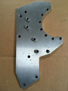 86 93 Mustang Paxton Supercharger Mounting Plate Bracket 5 0 302 Gt Cobra Oem