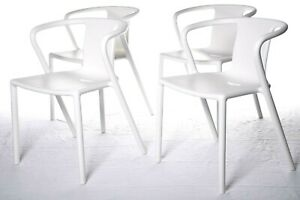 Authentic Herman Miller Air Chair Set Of 4 Dwr