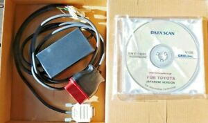 Grid Japan Data Scan Diagnostic Software For Toyotas Jdm Late 90s To Mid 2000s