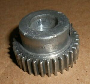 Craftsman 109 6 Lathe Change Spindle Gear 32t Tooth 3221